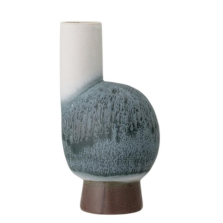 Steingut Vase H 27,5 cm von Bloomingville in mehrfarbig