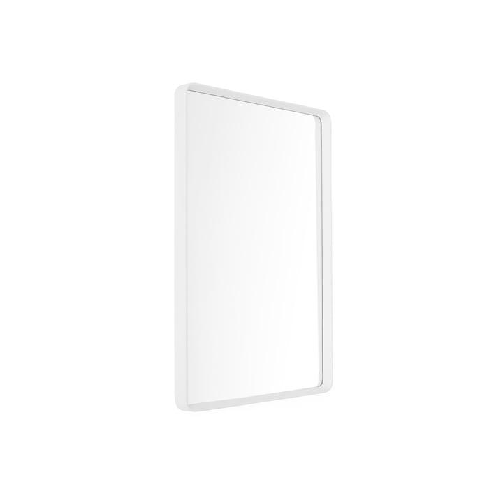 Norm Wandspiegel, weiß von Menu