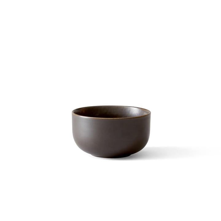 New Norm Schale Ø 10 cm, dark glazed von Menu