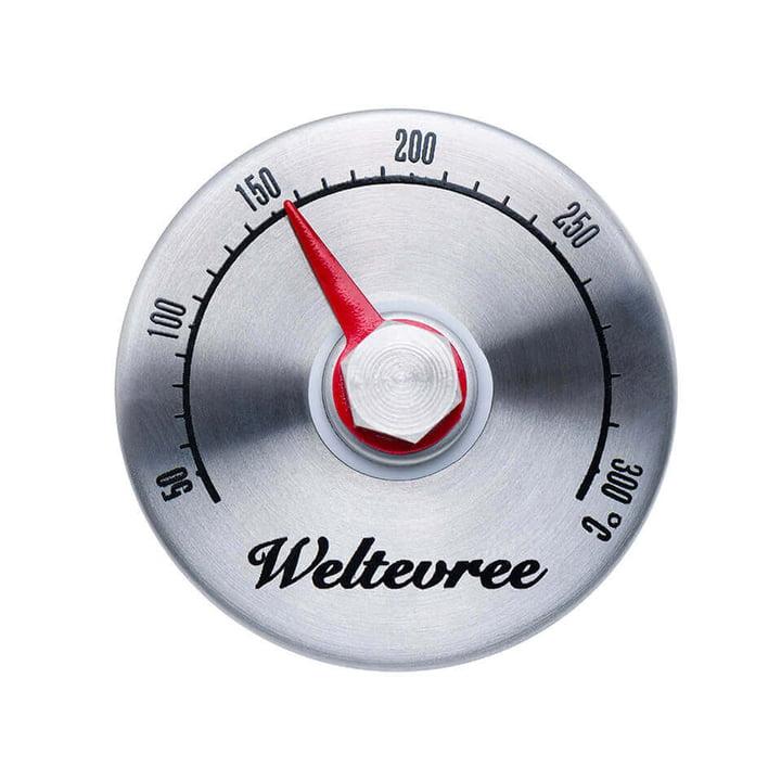 Thermometer für Outdoor Stahlofen von Weltevree