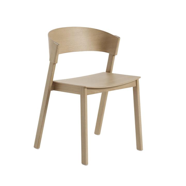 Cover Side Chair von Muuto in Eiche