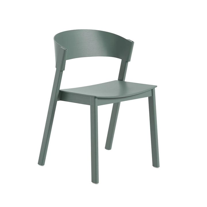 Cover Side Chair von Muuto in grün