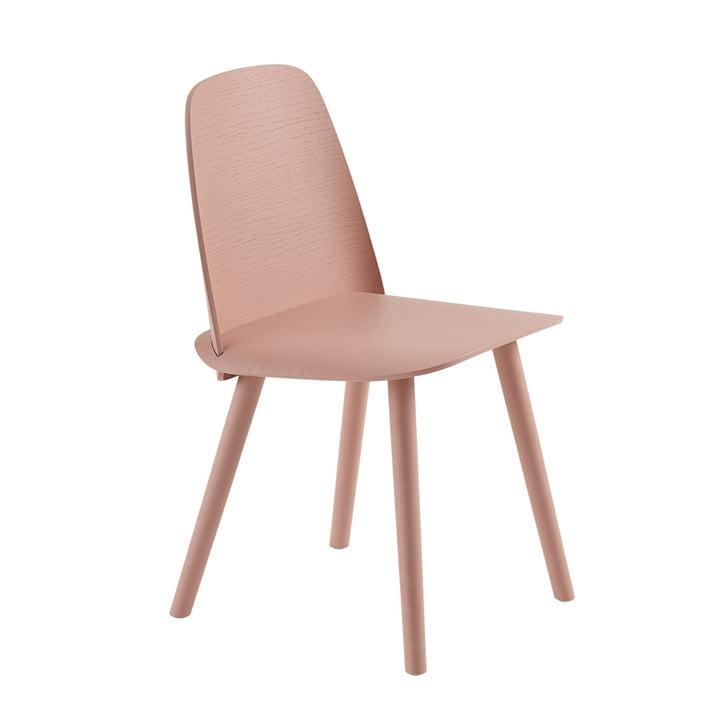 Nerd Chair von Muuto in tan rose