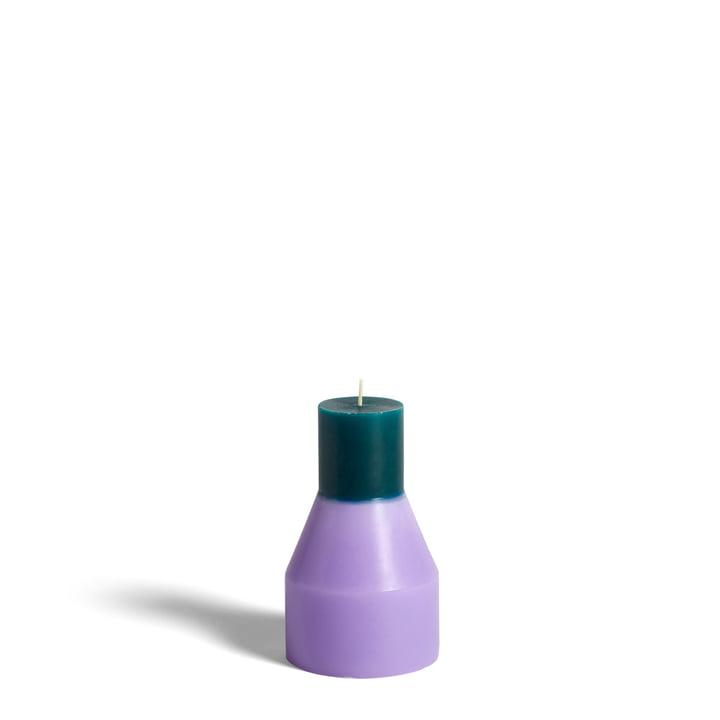 Pillar Kerze, lavendel, S von Hay