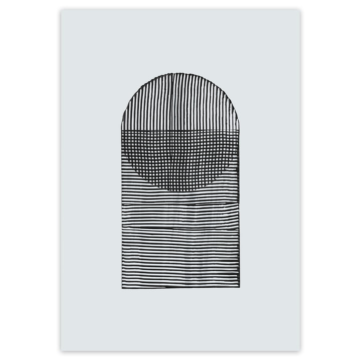 artvoll - Linear Shapes 01 von Lea Schöning