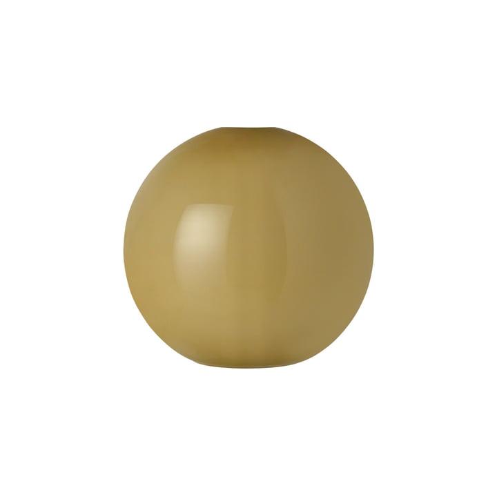 Opal Shade Lampenschirm Sphere / gelb von ferm Living