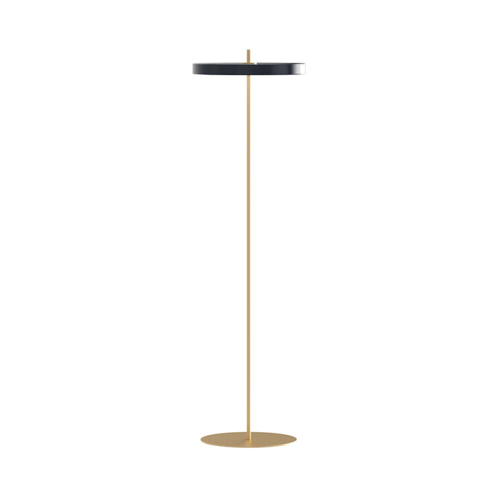 Asteria LED-Stehleuchte, Ø 43 x H 150,7 cm, anthrazit von Umage