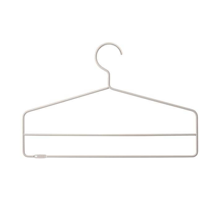 Kleiderbügel von String in beige (4er-Set)