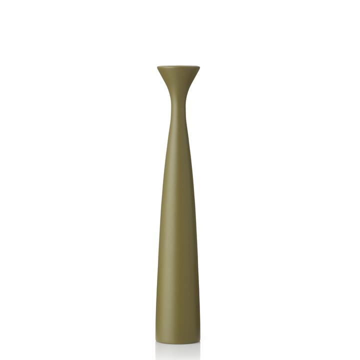 Blossom Kerzenhalter, Rose / olivgrün von applicata