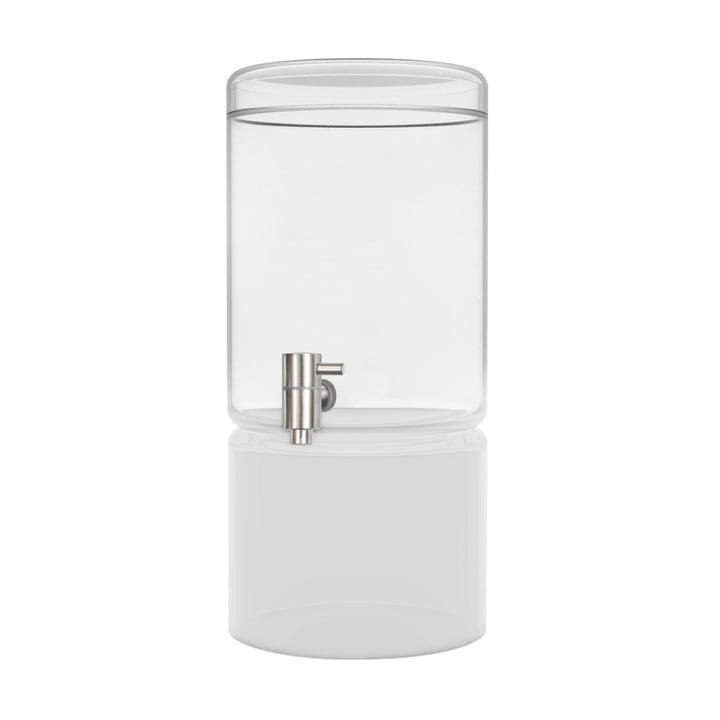 Design Wasserspender edda in Weiß