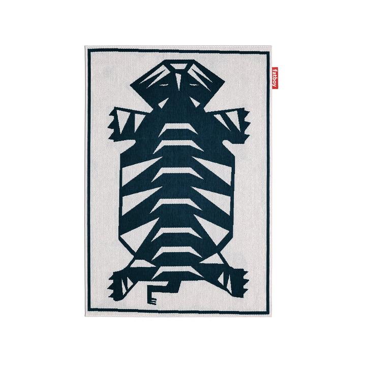 Carpretty Petit Nottazebroh Outdoor-Teppich 160 x 230 cm von Fatboy in blau