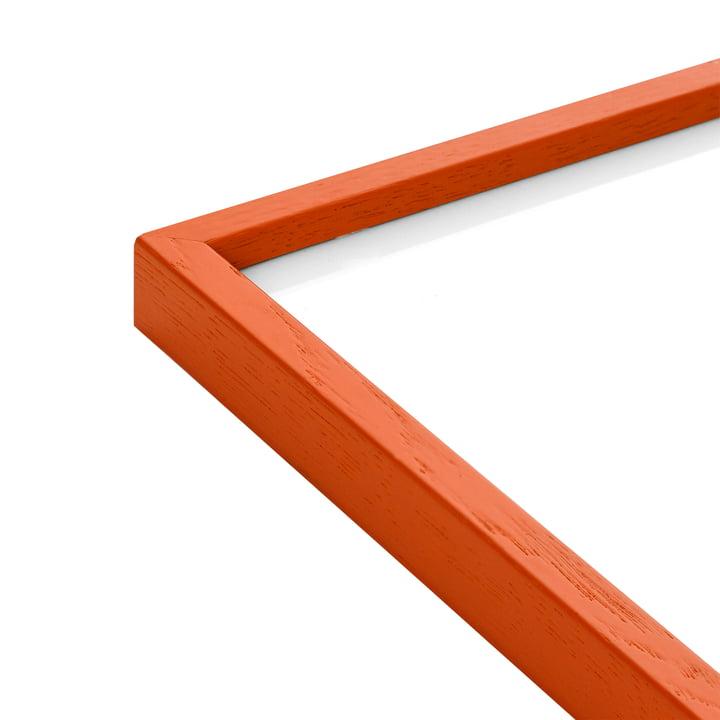 Bilderrahmen, Eiche orange von Paper Collective