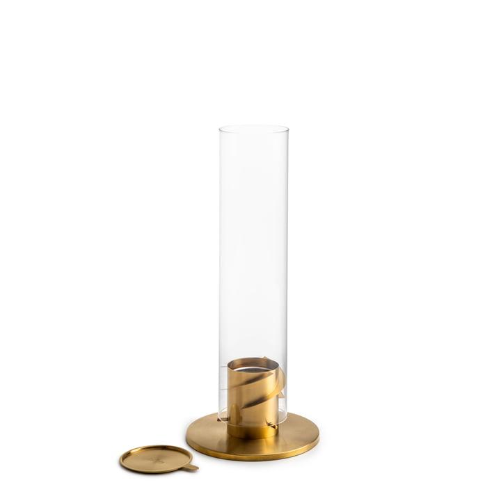 Spin Tischfeuer 90, gold von höfats