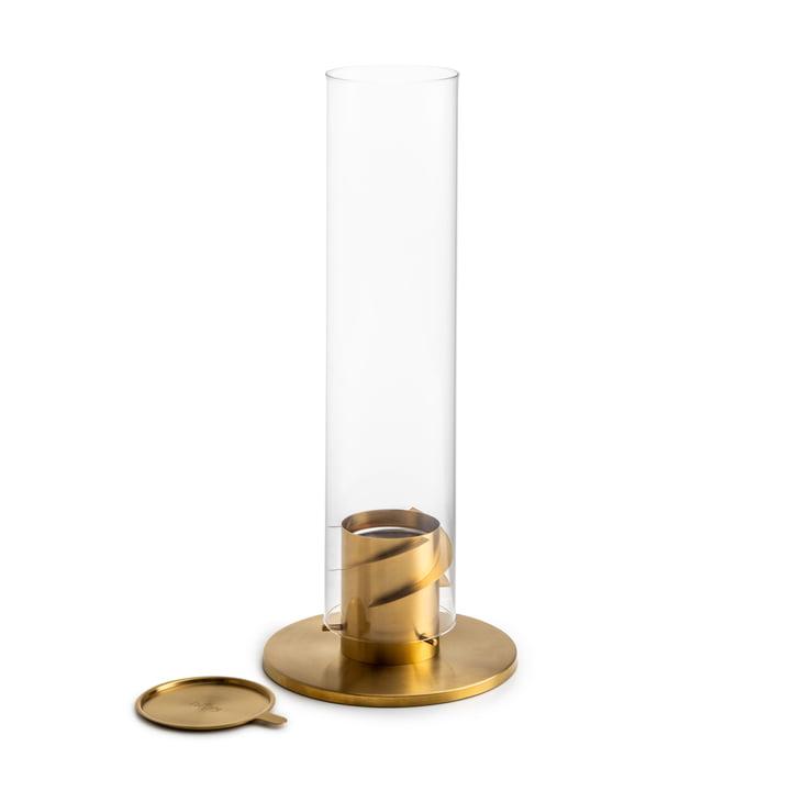 Spin Tischfeuer 120, gold von höfats