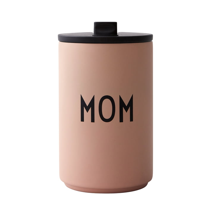 Thermo Cup 0.35 l Mom, nude von Design Letters