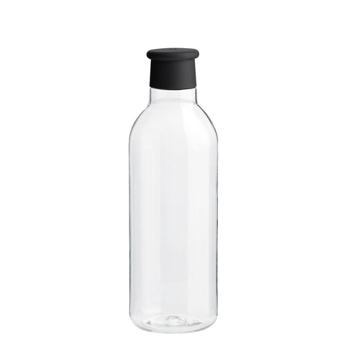 Drink-It Wasserflasche 0.75 l von Rig-Tig by Stelton in schwarz