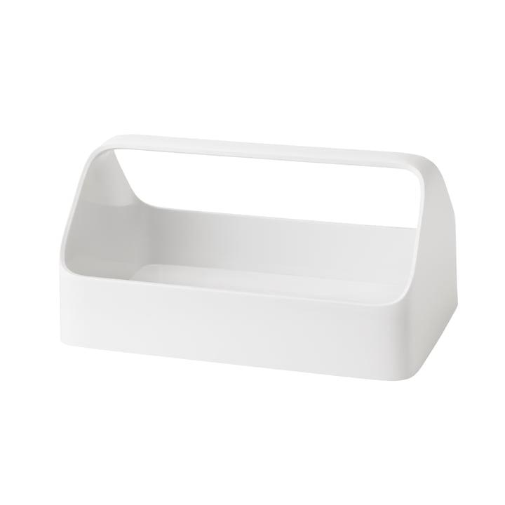 Handy-Box Aufbewahrungsbox von Rig-Tig by Stelton in weiß