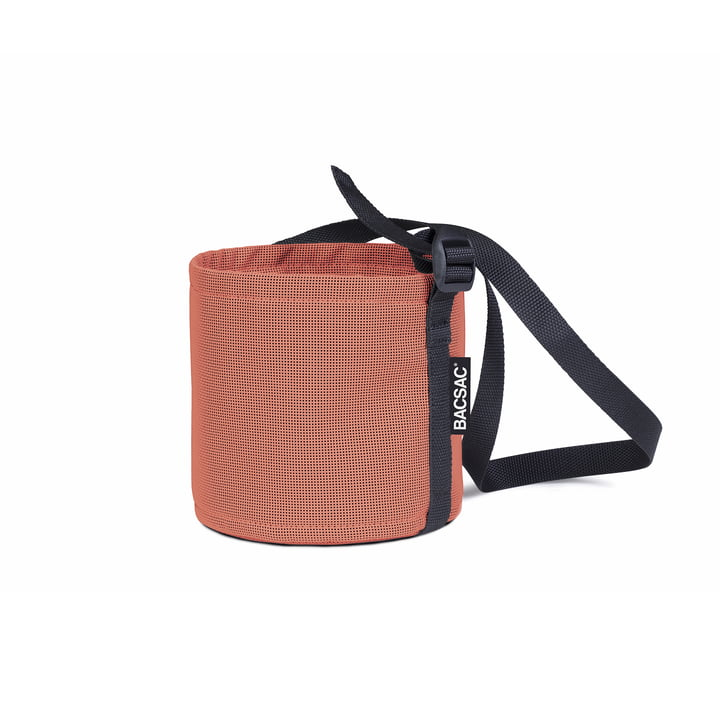 Pot Suspendu Hängetasche Batyline 3 l, brique von Bacsac