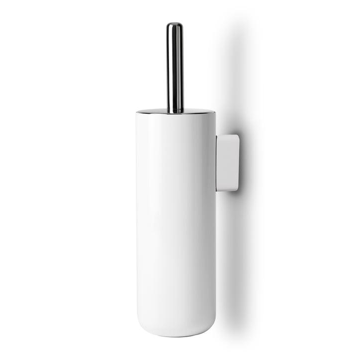 Bath Toilettenbürste wandmontiert von Menu in weiß
