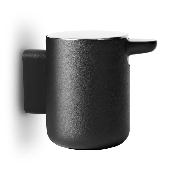 Bath Seifenspender wandmontiert von Menu in schwarz