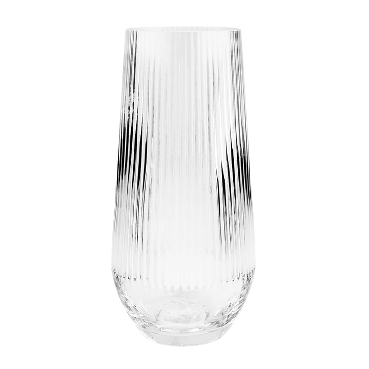 Classic Vase Ø 14,5 x H 29 cm, transparent von Connox Collection