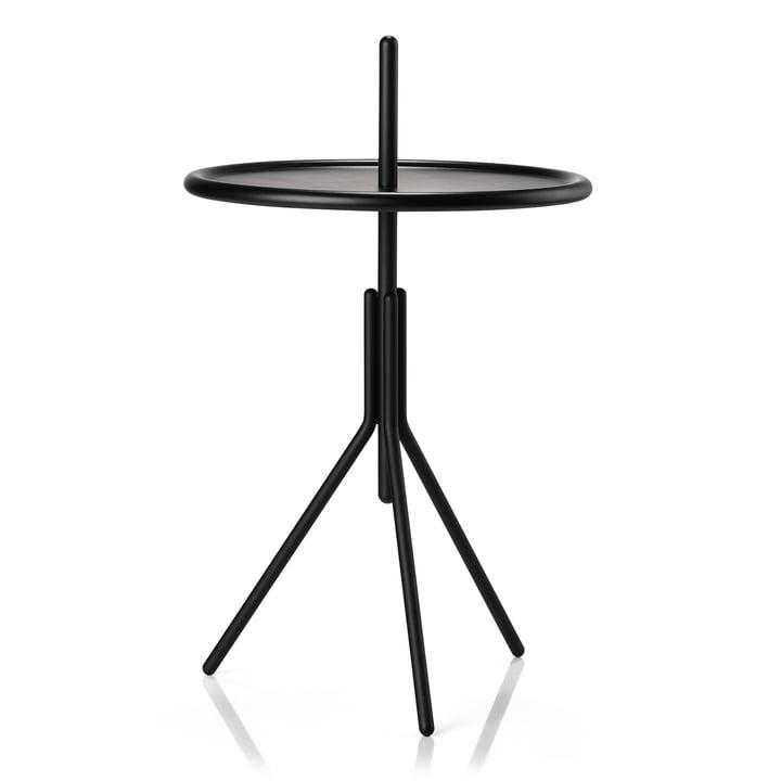 Inu Beistelltisch Ø 33,8 x H 54,5 cm von Zone Denmark in schwarz
