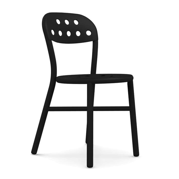 Pipe Stuhl von Magis in schwarz