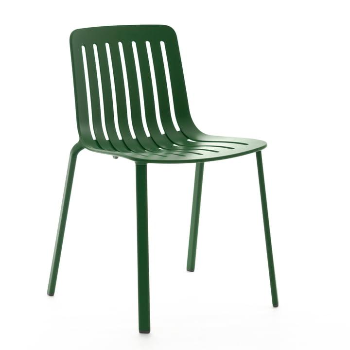 Plato Stuhl von Magis in grün
