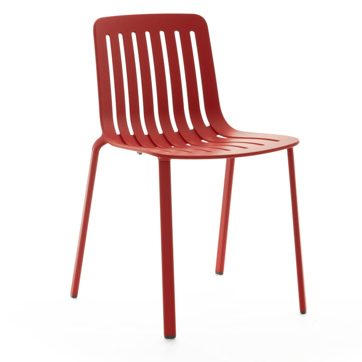 Plato Stuhl von Magis in rot