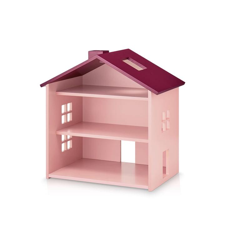 Harbour Puppenhaus von Nofred in rosa
