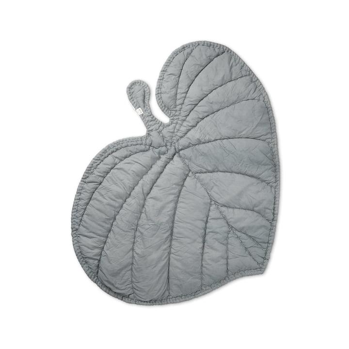 Leaf Spieldecke von Nofred in grau