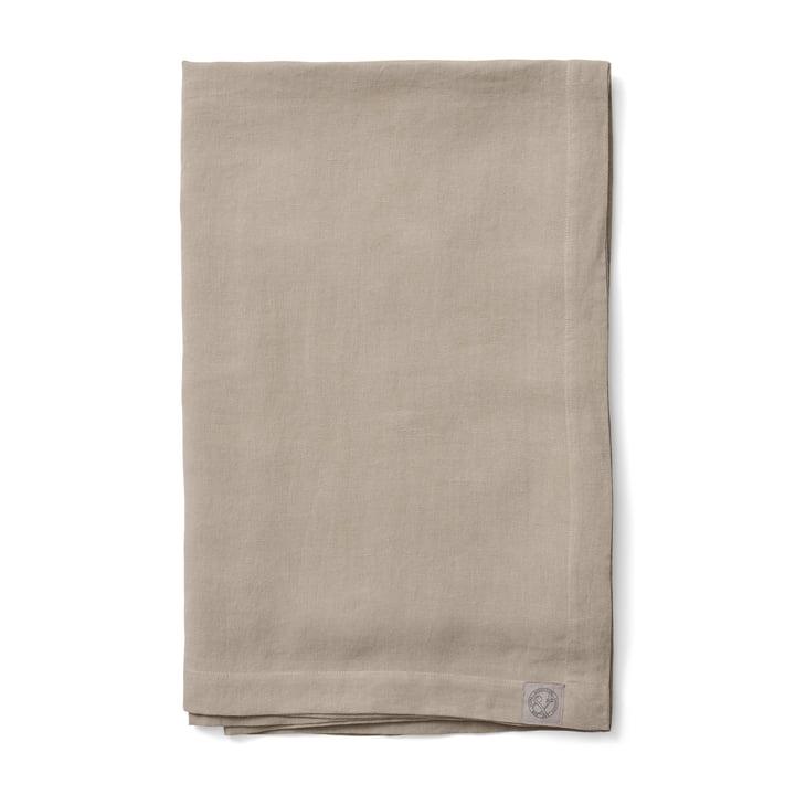 Collect SC31 Tagesdecke Leinen 240 x 260 cm von &Tradition in sand