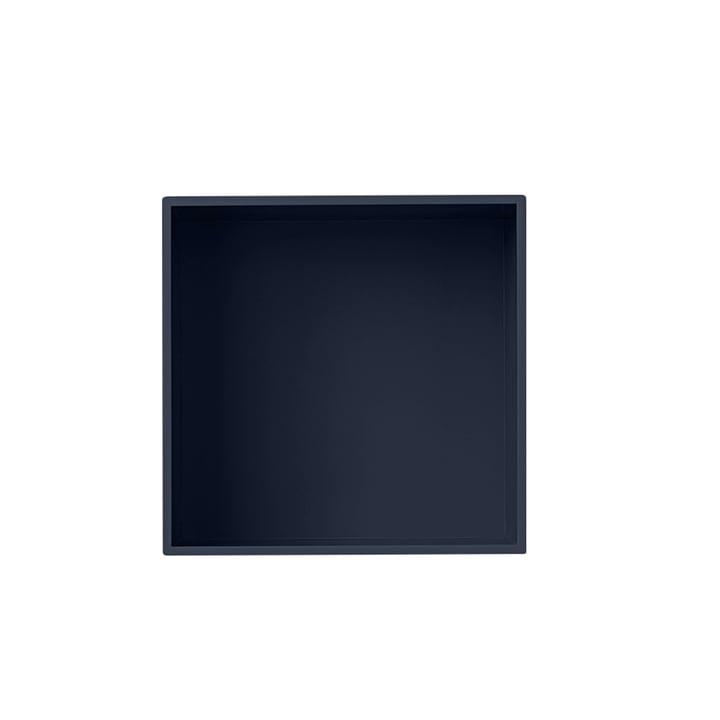Mini Stacked Regalmodul 2.0, medium / midnight blue von Muuto