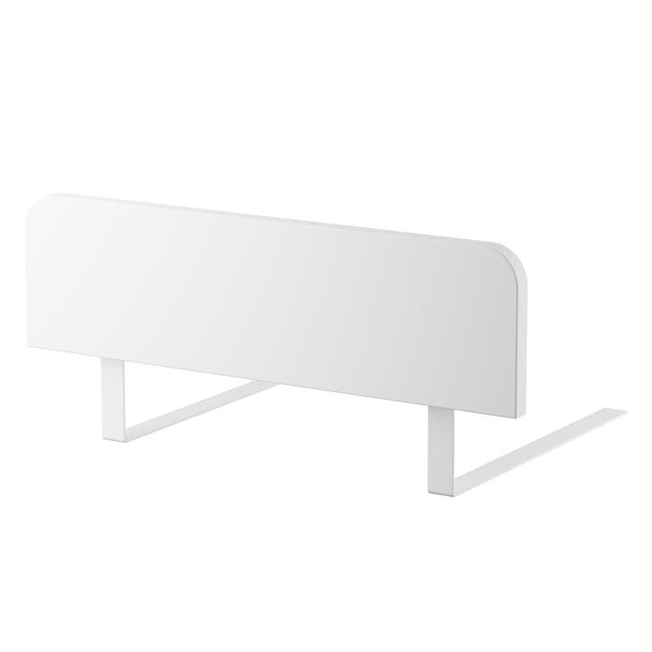 Stützbrett / Rausfallschutz für das Sebra Bett Junior & Grow von Sebra in weiß