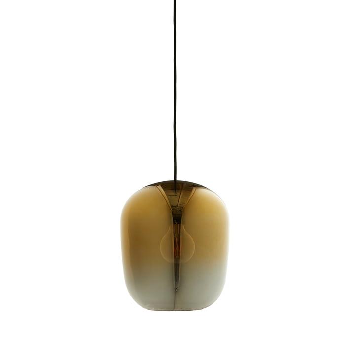 Ombre Pendelleuchte Ø 35 cm, gold von Frandsen