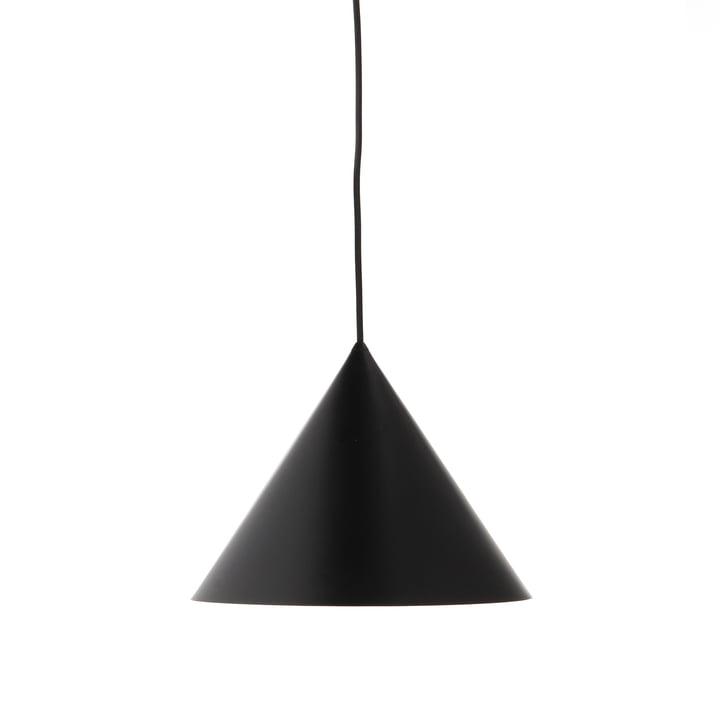 Benjamin Pendelleuchte Ø 30 cm, schwarz matt von Frandsen