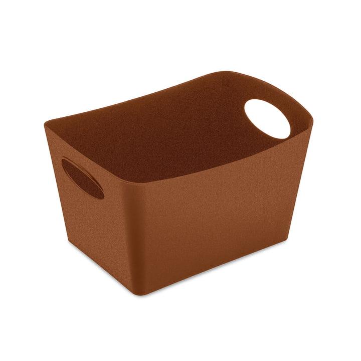 Boxxx S Aufbewahrungsbox von Koziol in organic rusty steel