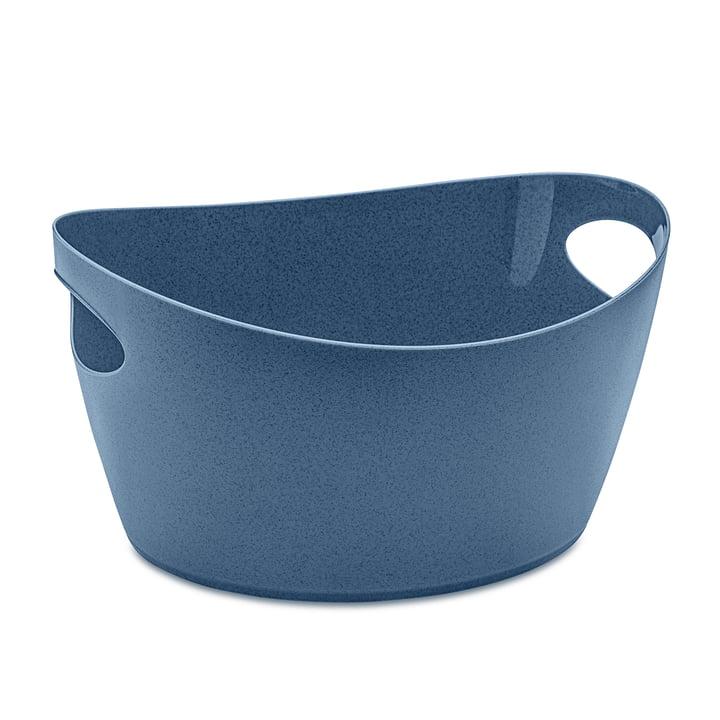 Bottichelli Utensilo M von Koziol in organic deep blue