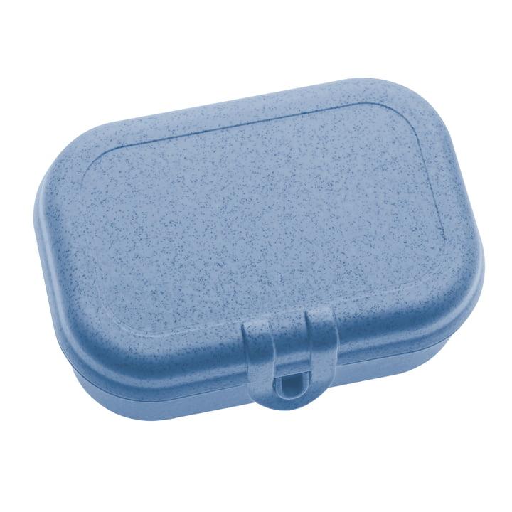 Pascal S Lunchbox von Koziol in organic blue