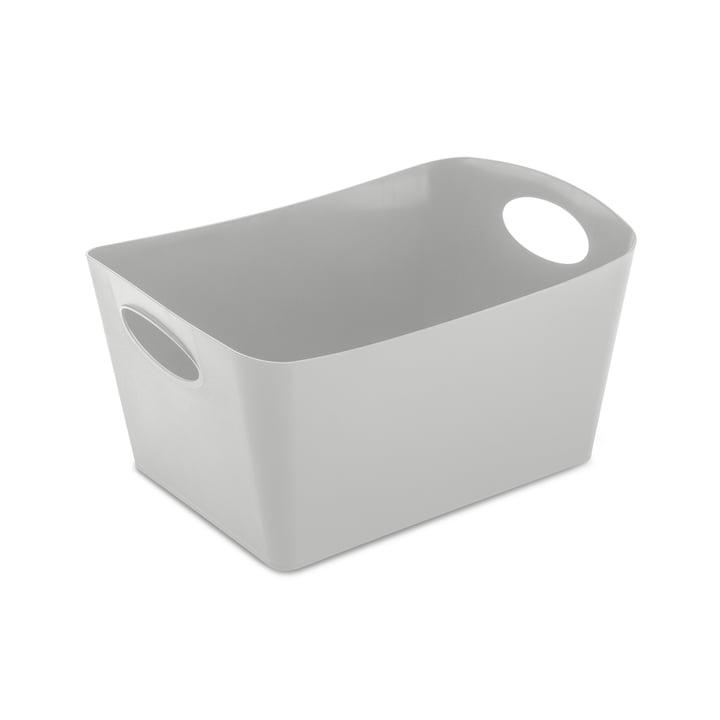 Boxxx M Aufbewahrungsbox von Koziol in soft grey