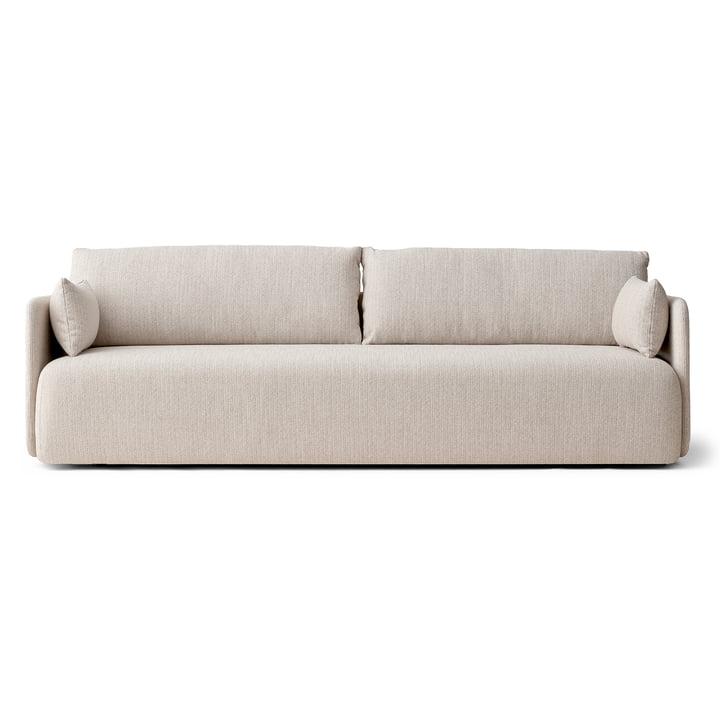 Menu - Offset Sofa, 3-Sitzer, beige (Savanna 202)