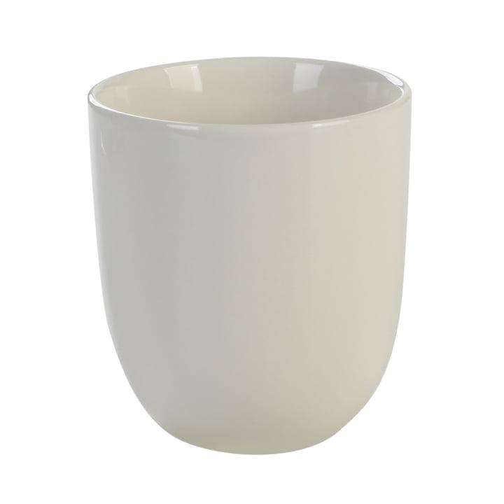 Beige Tasse ohne Henkel im 4er-Set