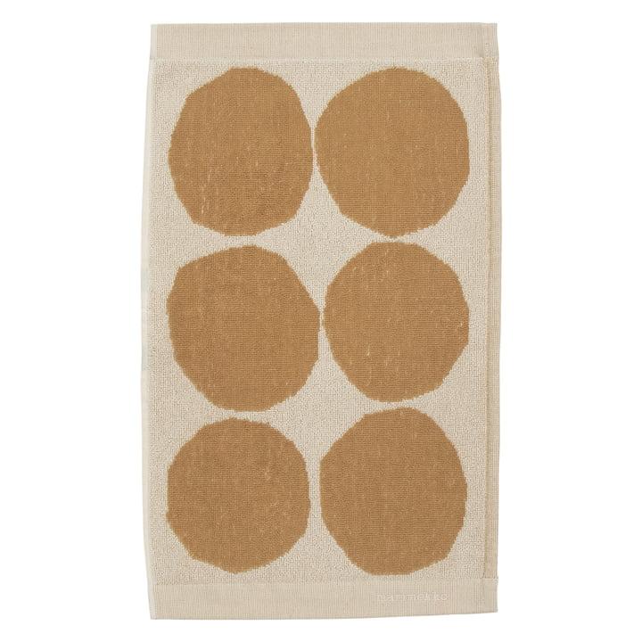 Kivet Gästehandtuch 30 x 50 cm von Marimekko in baumwollweiß / beige