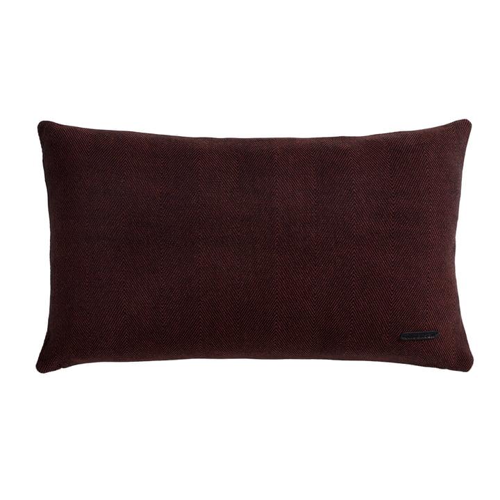 Twill Weave Kissen 35 x 60 cm von Andersen Furniture in rot