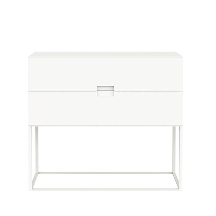 Fischer Regalsystem, Design No. 2 von Objekte unserer Tage in weiß