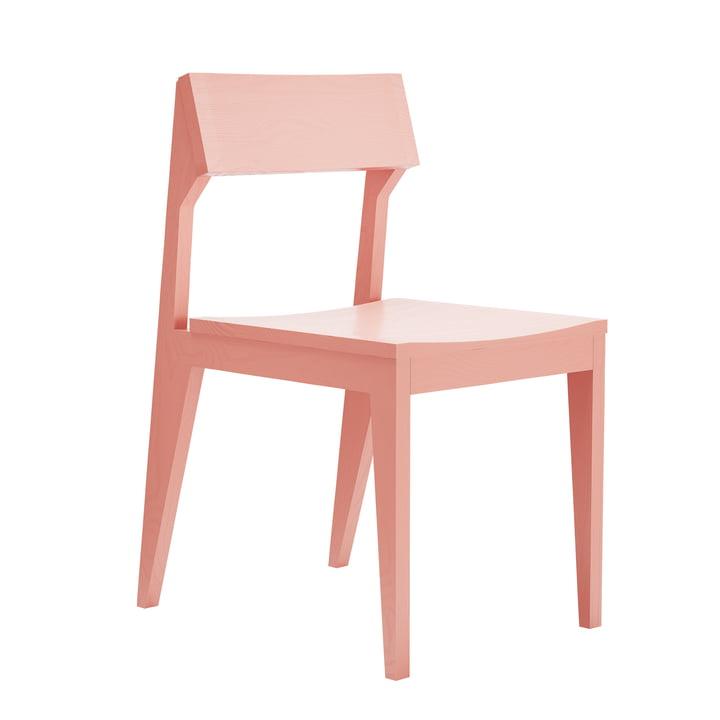 Schulz Stuhl von Objekte unserer Tage in apricosa