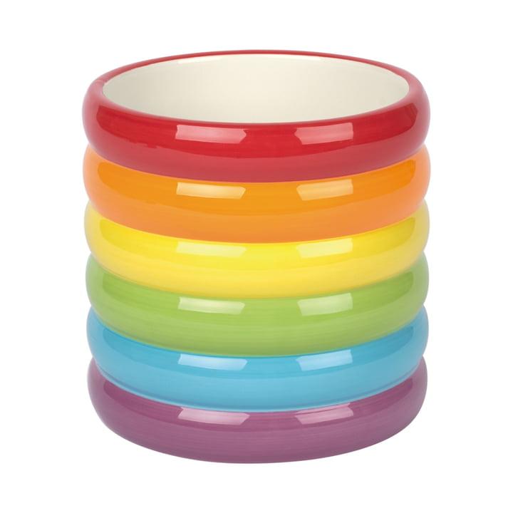 Rainbow Pflanztopf von Doiy