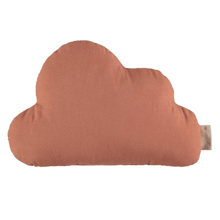 Cloud Kissen, 24 x 38 cm, toffee von Nobodinoz