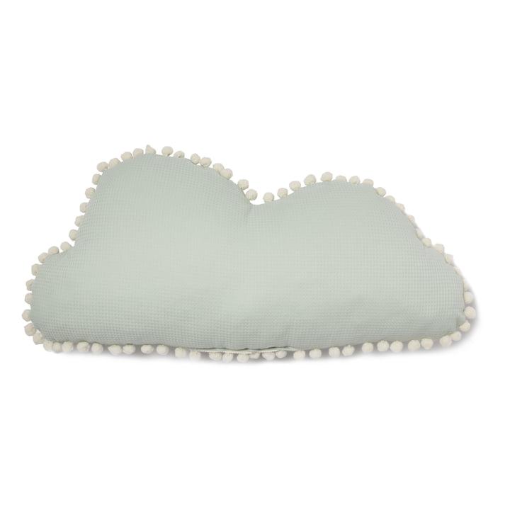 Cloud Marshmallow Kissen, 30 x 58 cm, aqua von Nobodinoz