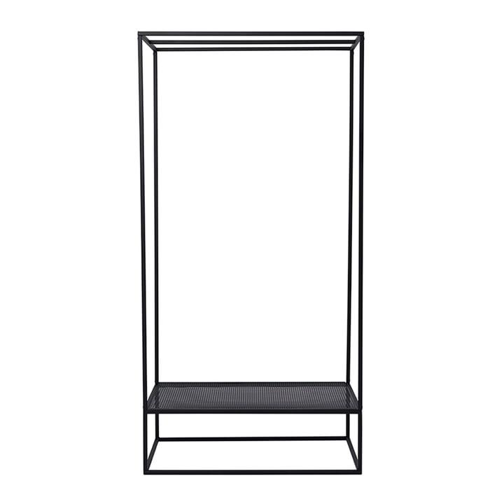 Grid Garderobe von Kristina Dam Studio in schwarz
